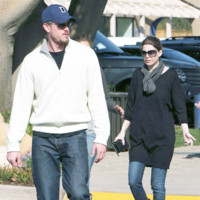 Photo : Eric Dane et Ellen Pompeo en balade