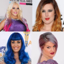 Christina Aguilera, Nicki Minaj... Quand les stars se colorent les cheveux