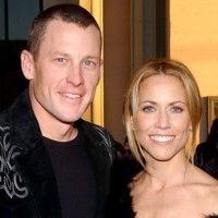 Photo : Sheryl Crow et Lance Armstrong
