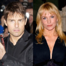 Tom Cruise et Rebecca de Mornay