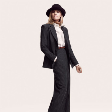 Collection H&M automne hiver 2010-2011 silhouette 3