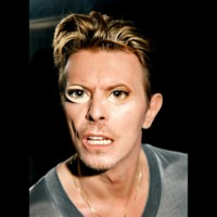 Photo : David Bowie par David LaChapelle