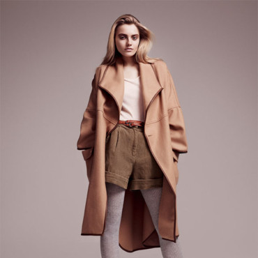 Collection H&M automne hiver 2010-2011 silhouette 4