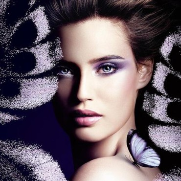 Le look maquillage Midnight Butterfly de Guerlain