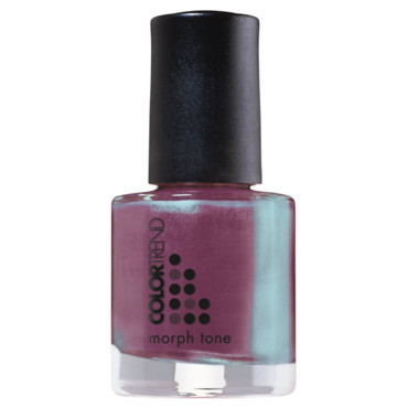 Maquillage violet : vernis à ongles Varying Violet Avon