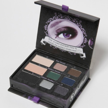 Smoky Eyes : kit Smoky Too Faced