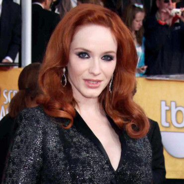 Christina Hendricks aux Screen Actor Guild Awards