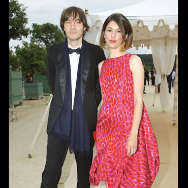 People : Sofia Coppola et Thomas Mars