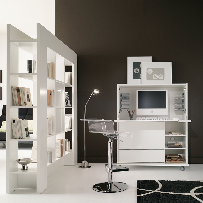 organiser ses rangements dans son bureau tendances d co. Black Bedroom Furniture Sets. Home Design Ideas