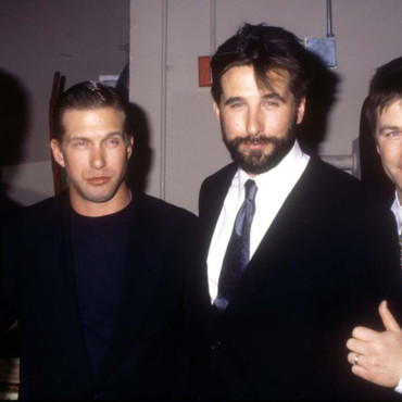 Alec, William, Daniel et Stephen Baldwin