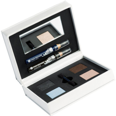 Smoky Eyes : kit smoky nightday Yves Rocher