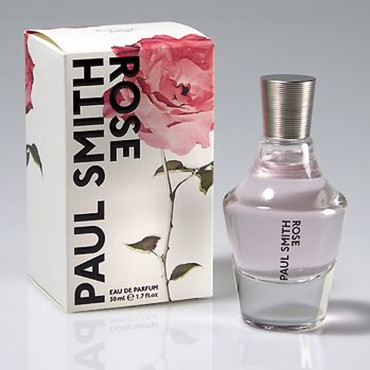 Beauté > Parfums : Rose de Paul Smith