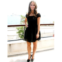 Photo : Jennifer Love Hewitt au Festival de Monte-Carlo