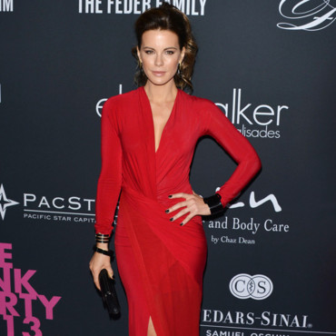 Kate Beckinsale à la Pink Party Elyse Walker à Santa Monica en octobre 2013