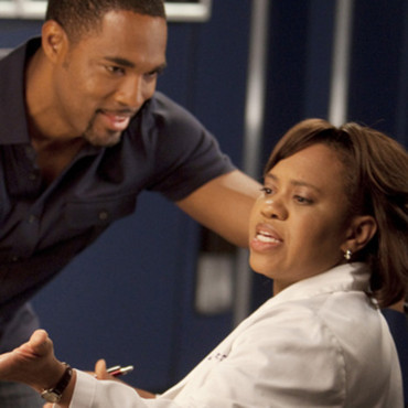 Miranda Bailey et Ben Warren, personnages de Grey's Anatomy