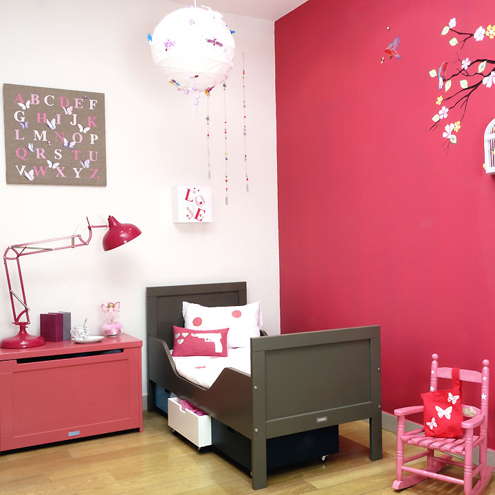 chambre d 39 enfant les jolies choses de nanelle. Black Bedroom Furniture Sets. Home Design Ideas