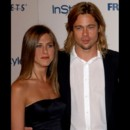 Brad Pitt et Jennifer Aniston en 2003