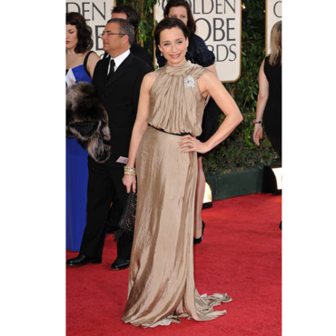 Kristin Scott Thomas aux Golden Globes