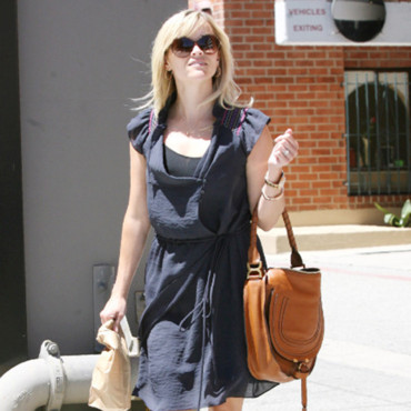 "Reese Witherspoon et son sac ""Marcie"" Chloé"