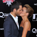 Becki Newton et son mari Chris Diamantopoulos