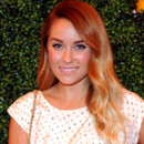Lauren Conrad : son balayage Tye &amp; Dye  la soire La Veuve Clicquot