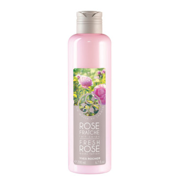 Lait Corps rose yves-rocher