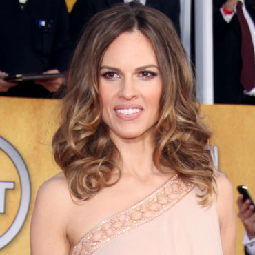 Hilary Swank aux Screen Actor Guild Awards