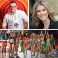 Masterchef 2012, Cline Dion, Victoria&#039;s Secret... les 10 news people qu&#039;il ne fallait pas louper cette semaine
