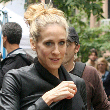 Sarah Jessica Parker en octobre 2007 pour le film Sex and the City