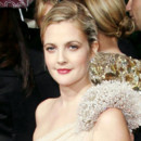 Drew Barrymore aux Golden Globes