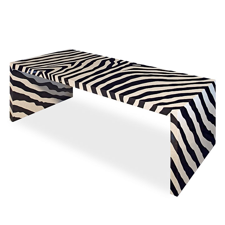 Decoration De Table Zebre