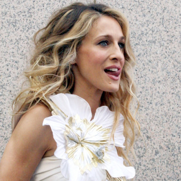 Sarah Jessica Parker en septembre 2007 pour le film Sex and the City