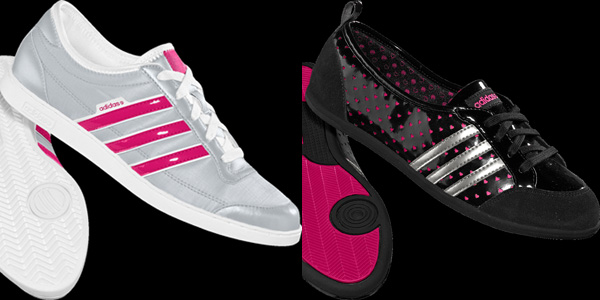 Montage Baskets Adidas pour Jenyfer