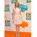 Emma Stone en Antonio Berardi aux Kids Choice Awards