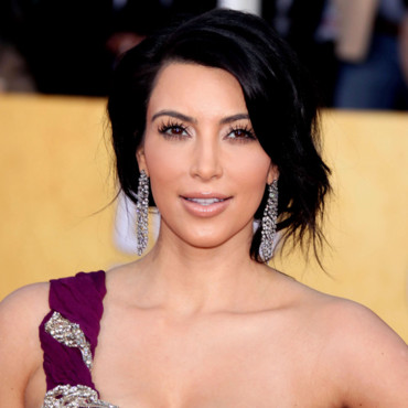 Kim Kardashian aux Screen Actor Guild Awards