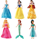 princesses poupées Disney