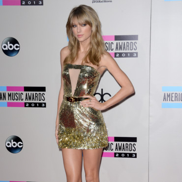 Taylor Swift aux American Music Awards 2013 le 24 novembre 2013