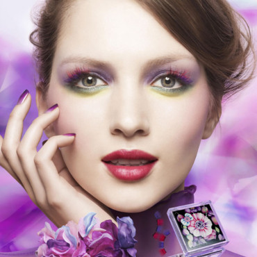 Tendance maquillage automne hiver : look Shu Uemura Florescent