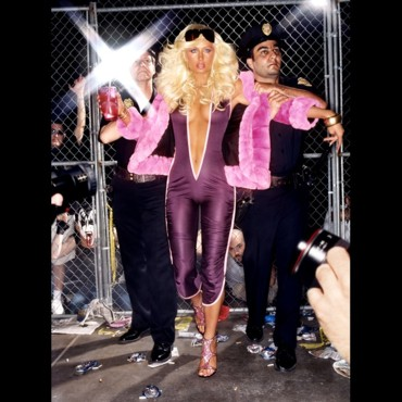 Paris Hilton par David LaChapelle