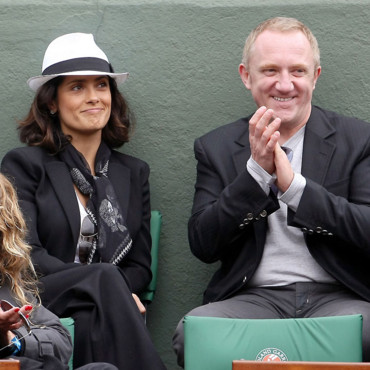 Roland Garros en images : les stars, toujours fans de tennis