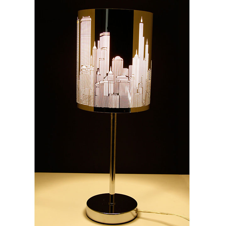 S lection tati met toute sa d co en ligne lampe d co new york tati d - Lampe de bureau new york ...