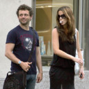 KAte beckinsale et Michael Sheen à Los Angeles en 2006.