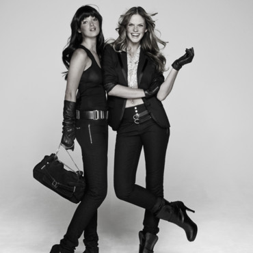La collection glam-rock Michel Klein pour La Redoute