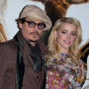Johnny Depp : de nouveau trs proche d&#039;Amber Heard ?