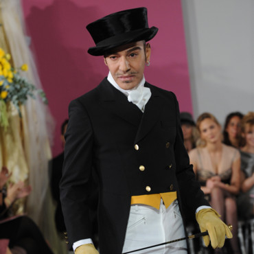 John Galliano dfil Dior haute couture t 2010