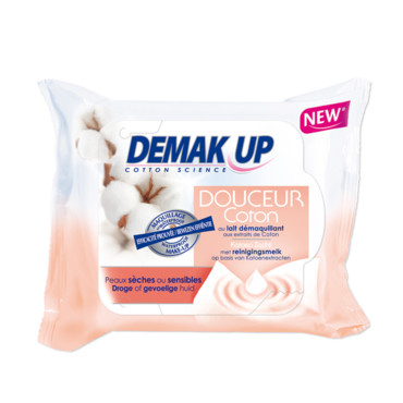 Lingette Douceur Coton Demak Up 3,37e