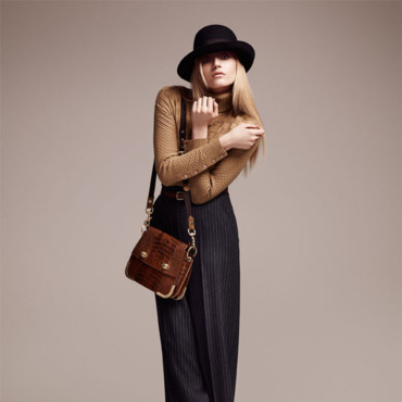 Collection H&M automne hiver 2010-2011 silhouette 7