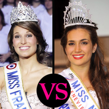 la MISS FRANCE 2011 Laury Thilleman soppose la Miss Nationale de ...