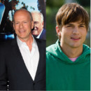 Bruce Willis vs Ashton Kutcher