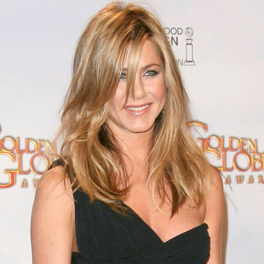 Jennifer Aniston aux Golden Globes 2010